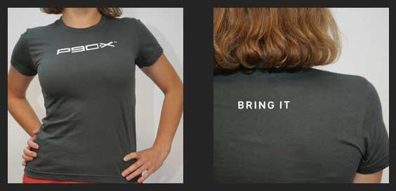 Women's P90X T-Shirt
