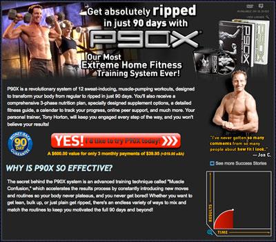 P90X Exercise Program